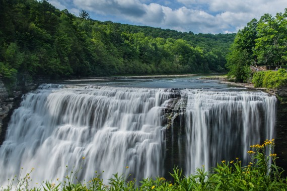 Letchworth State Park, NY- A Bit Farther