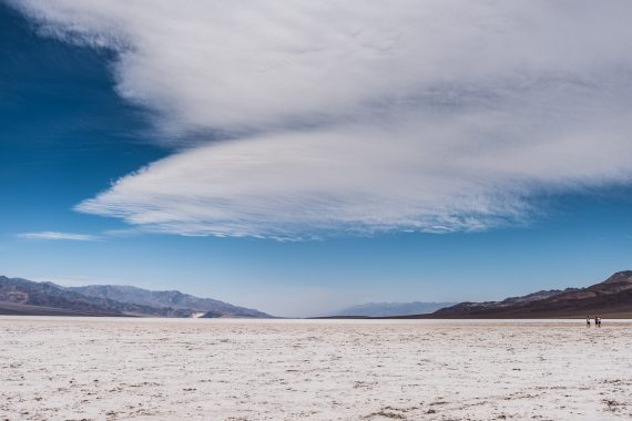 Badwater Basin – Death Valley, CA- A Bit Farther