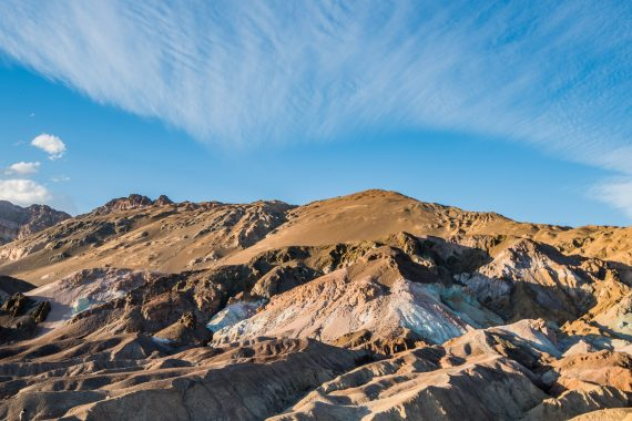 Artists Drive – Death Valley, CA – A Bit Farther