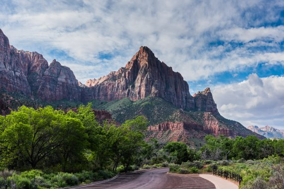 Zion National Park, Utah – A Bit Farther