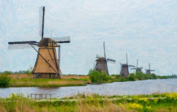 Kinderdijk – The Netherlands – A Whole Lot Farther – Part 2