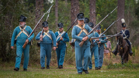 Dade Battlefield State Park – Where the 2nd Seminole War started