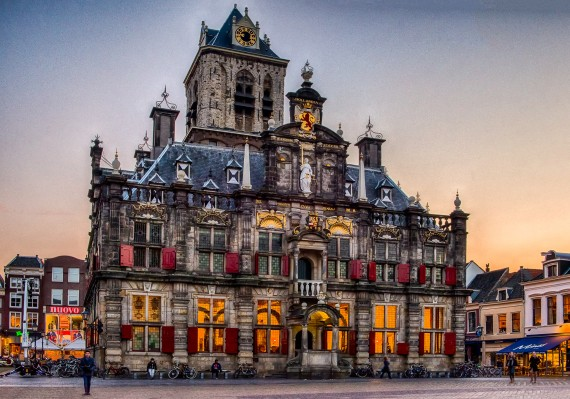 Delft – The Netherlands – A Whole Lot Farther – Part 3