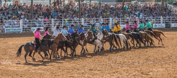 Arcadia All Florida Championship Rodeo – Arcadia, Florida