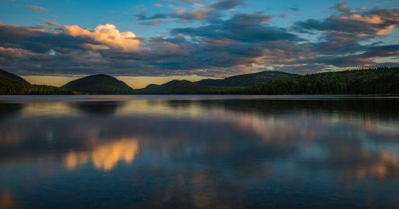 Eagle Lake  – Acadia National Park – Maine – Part 1