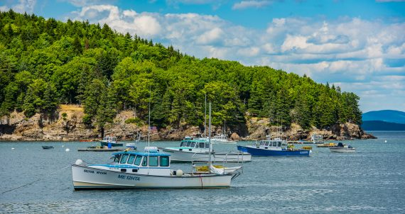 Bar Harbor – Bar Island – Maine – Part 2