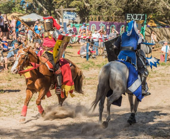 Bay Area Renaissance Festival 2017 – Tampa, Florida