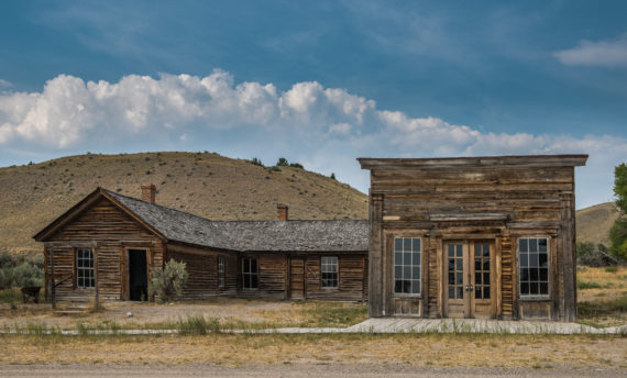 Bannack Ghost Town  – Bannack State Park, Montana – Part 5