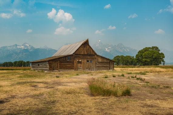 Mormon Row – Grand Tetons National Park, Wyoming – Part 11