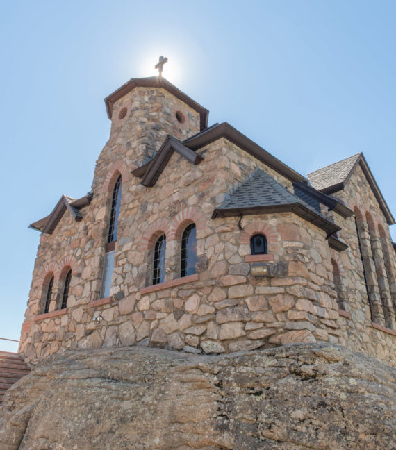 Chapel on the Rock (St. Catherine of Siena Chapel) – Allenspark, CO – Part 3