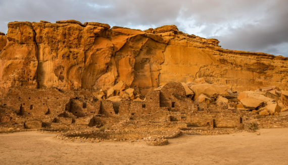 Chaco Canyon  – Chaco Culture National Historic Park – New Mexico – Part 5