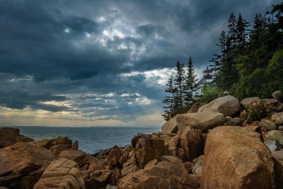 Bass Harbor Head Light  – Maine – Part 4 – 2019
