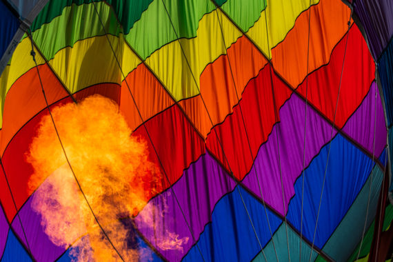 Albuquerque International Balloon Fiesta – New Mexico – Part 3 – 2019