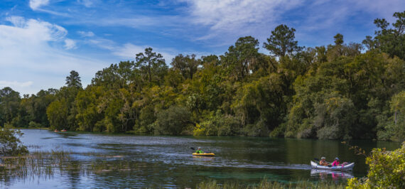 Rainbow Springs State Park, Dunnellon, Florida – 2020